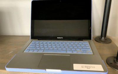 2011 MacoBook Pro