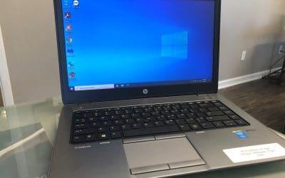 HP Elitebook 14″